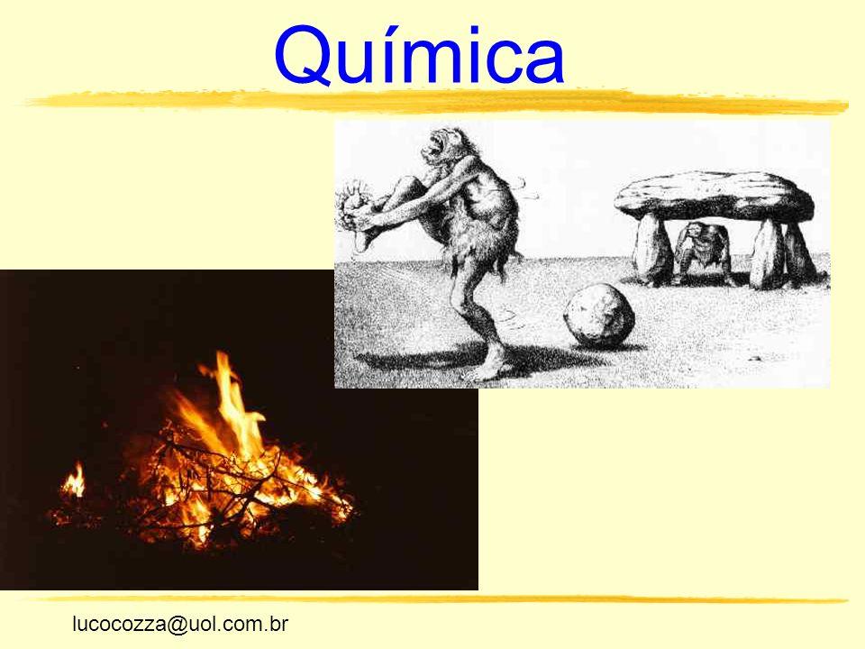 lucocozza@uol.com.br Unicamp lucocozza@uol.com.br Química ALQUIMISTAS água terra ar fogo