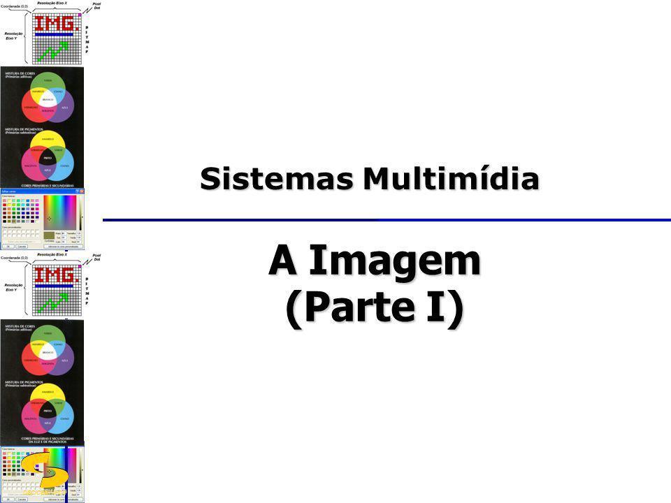 DSC/CEEI/UFCG Sistemas Multimídia A Imagem (Parte I)