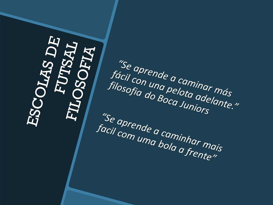 ESCOLAS DE FUTSAL VALORES Companheirismo - respeito, colaboração e tolerância com os seus companheiros. Companheirismo - respeito, colaboração e toler