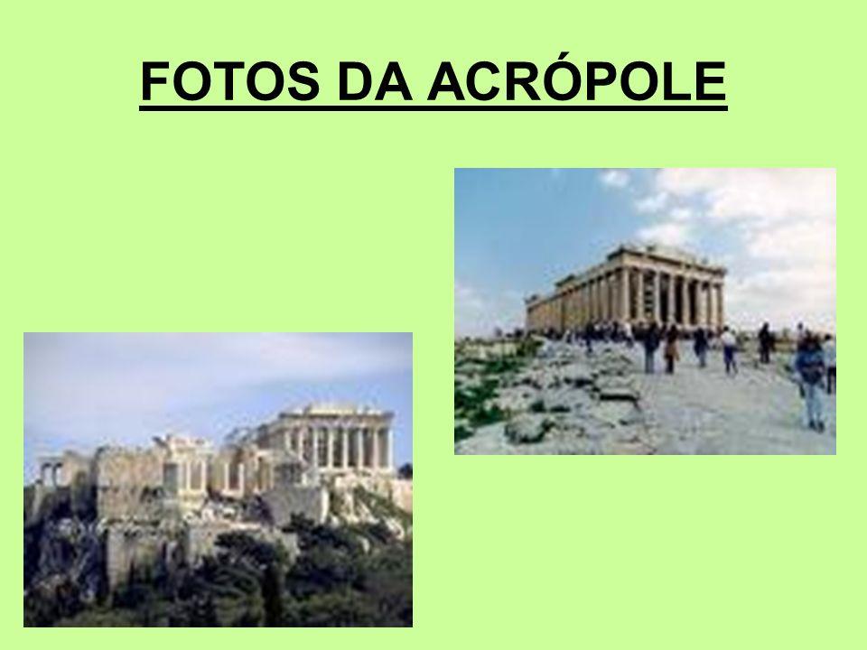 FOTOS DA ACRÓPOLE