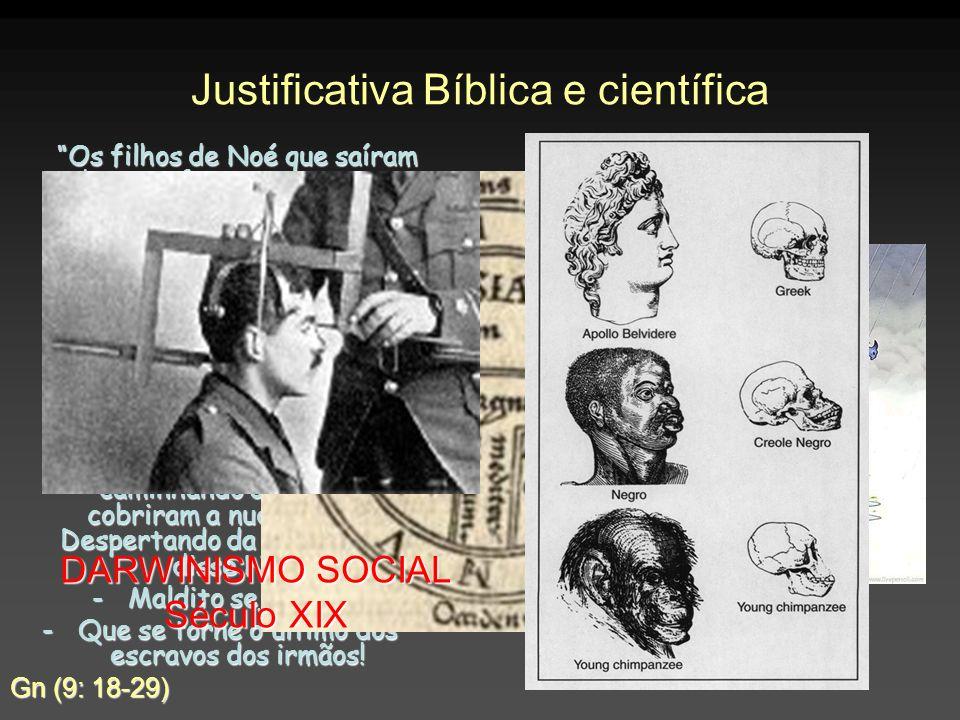 Políticas de dominação do escravo Violência Valorização do bom comportamento Vigília Social Alforria