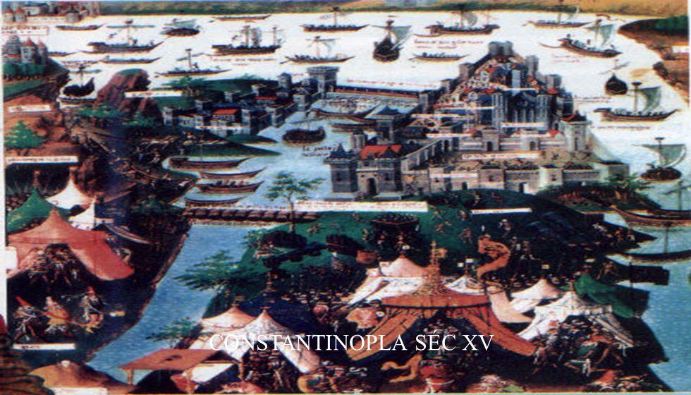 21 CONSTANTINOPLA SÉC XV
