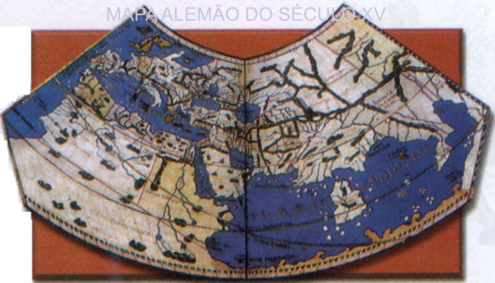 25 SEGREDOS DE ESTADO Naquele tempo, informações sobre as descobertas marítimas eram mantidas em segredo.