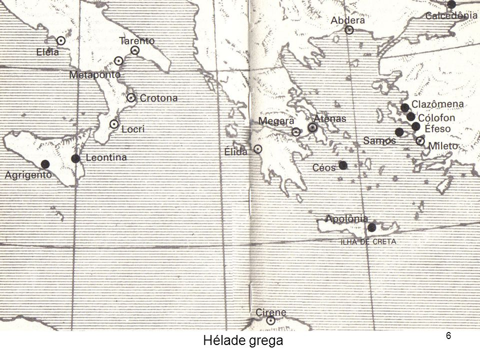 6 Hélade grega