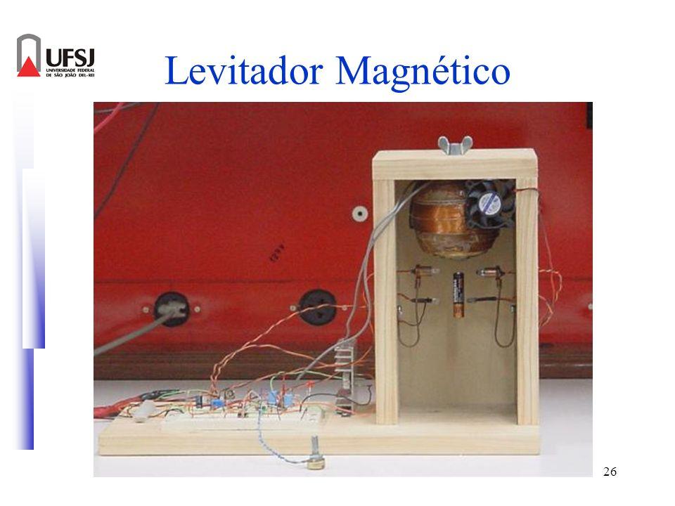 26 Levitador Magnético