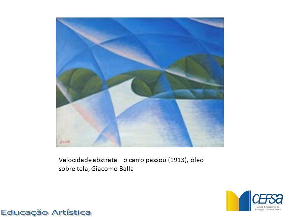 A pintura metafísica O artista mais conhecido desse movimento é Giorgio de Chirico (1888- 1978).