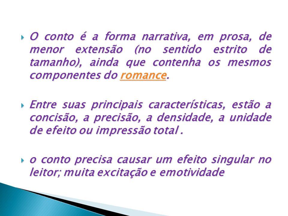 FOCO INTERNO: É caracterizado pela visão dos acontecimentos de uma das personagens.