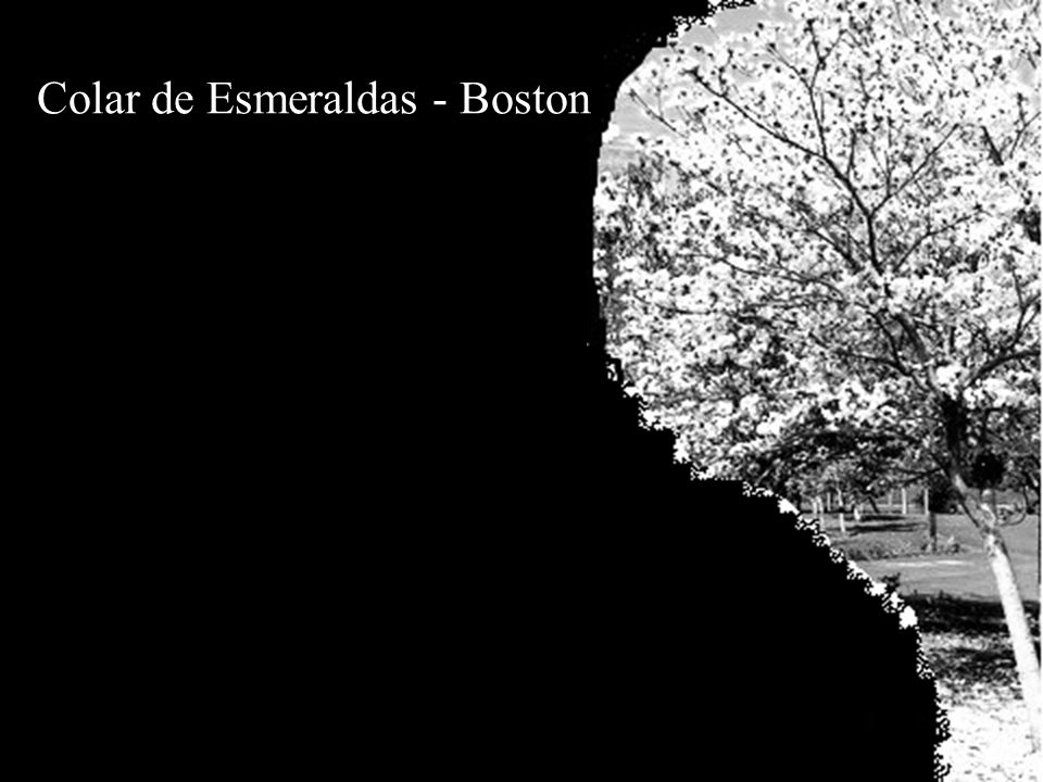 Colar de Esmeraldas - Boston