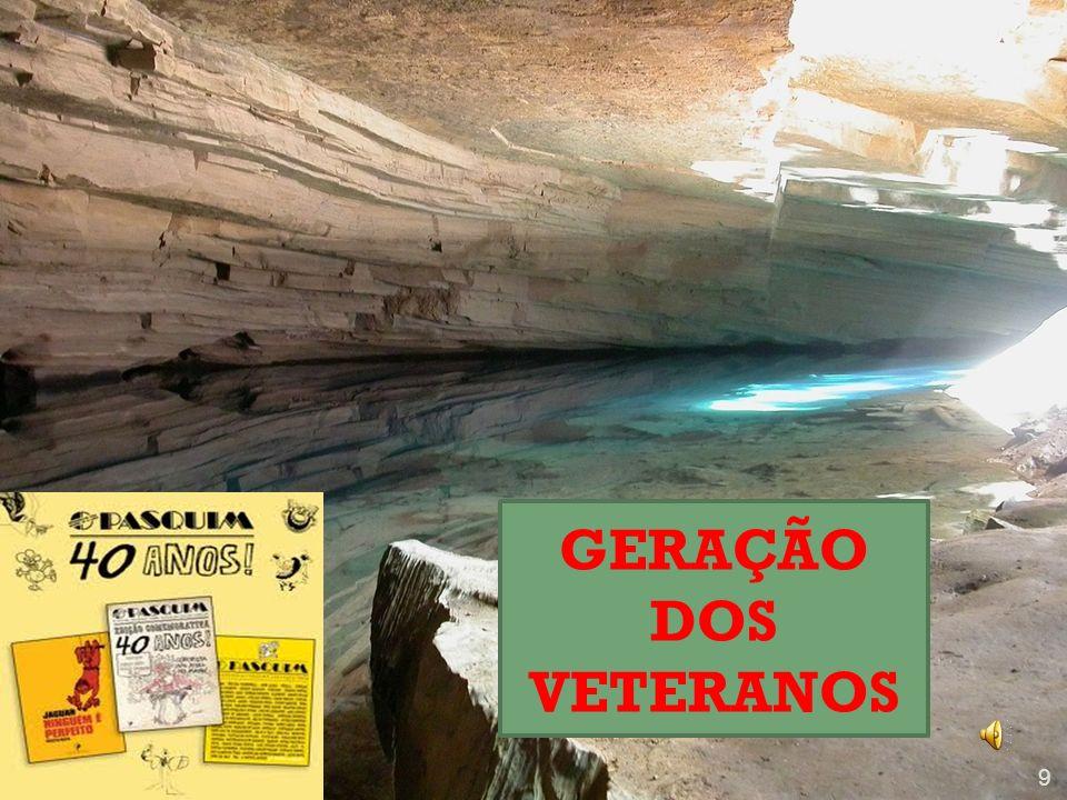 GERAÇÃO DOS VETERANOS 9 1