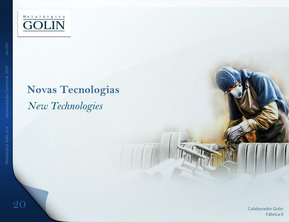 Novas Tecnologias New Technologies 20