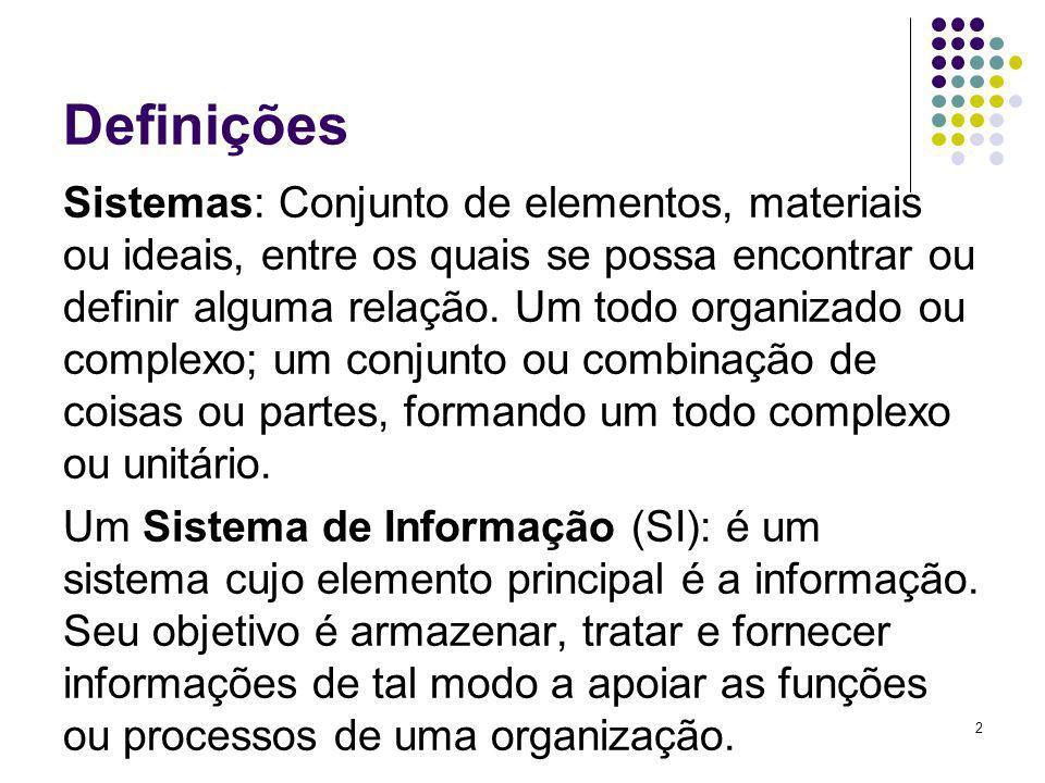 13 Banco de dados Banco de dados é uma coleção organizada de dados que se relacionam de forma que crie um sentido.