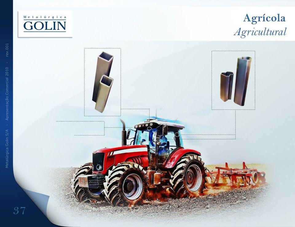 Agrícola Agricultural 37