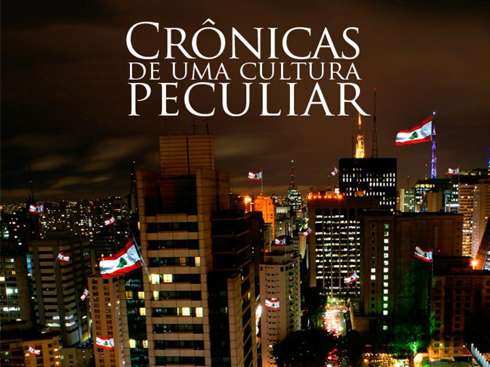 Síntese O projeto Crônicas de uma cultura peculiar tem como objetivo a edição de um livro de crônicas, fruto de um trabalho de história oral com imigrantes libaneses no Estado de São Paulo.