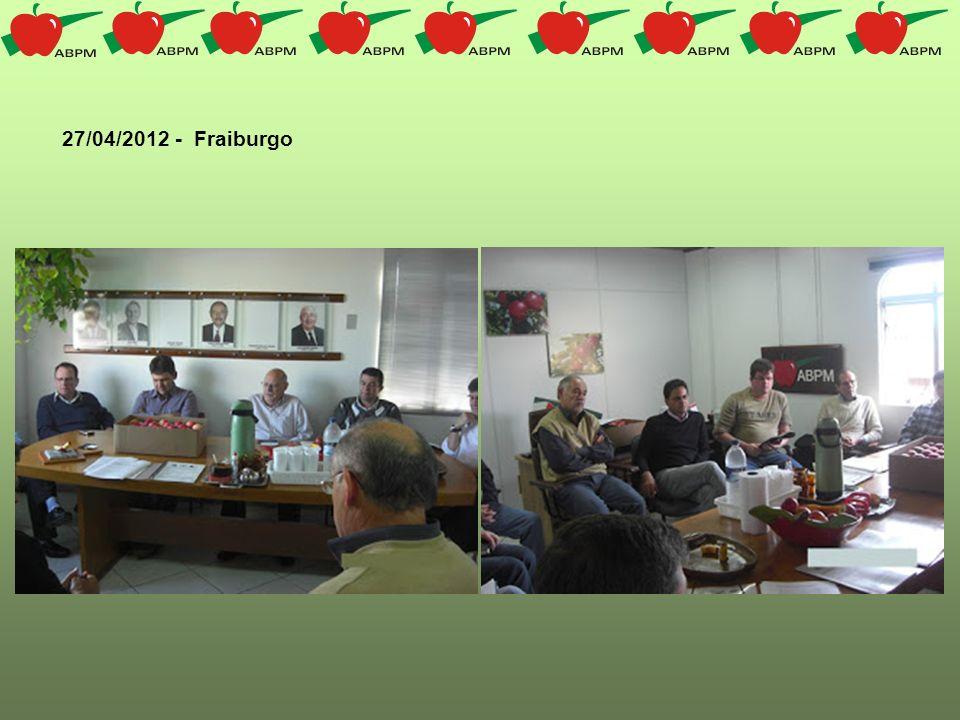 27/04/2012 - Fraiburgo