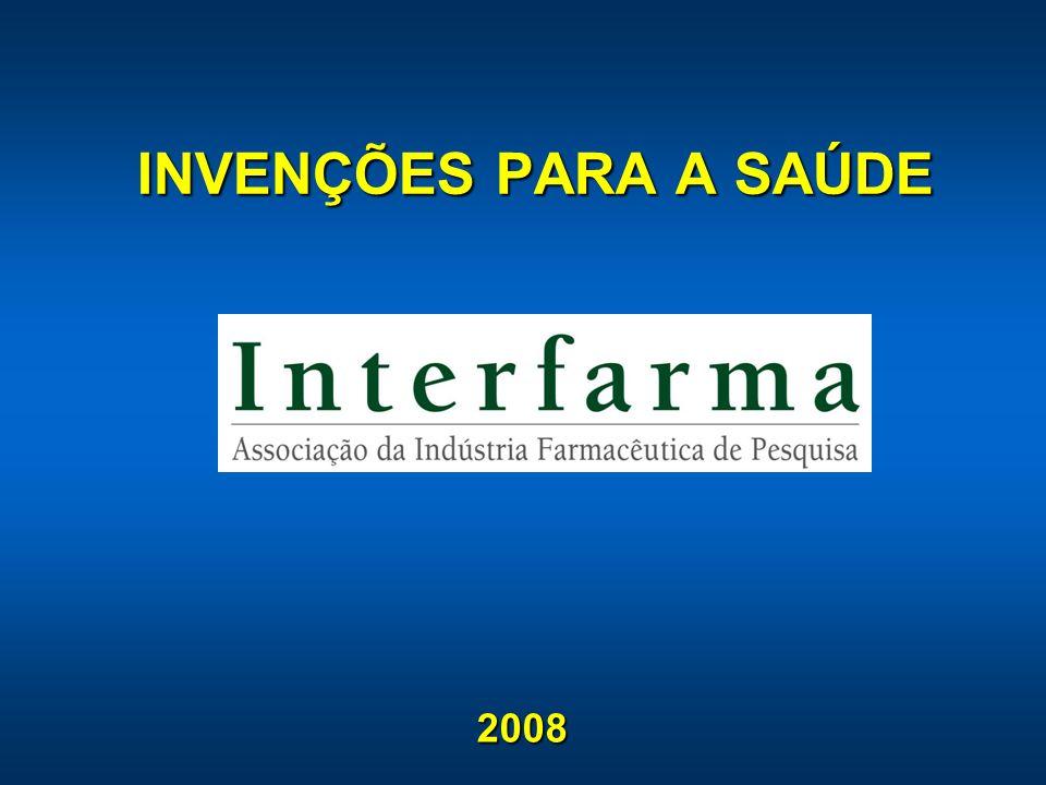 INVENÇÕES PARA A SAÚDE 2008