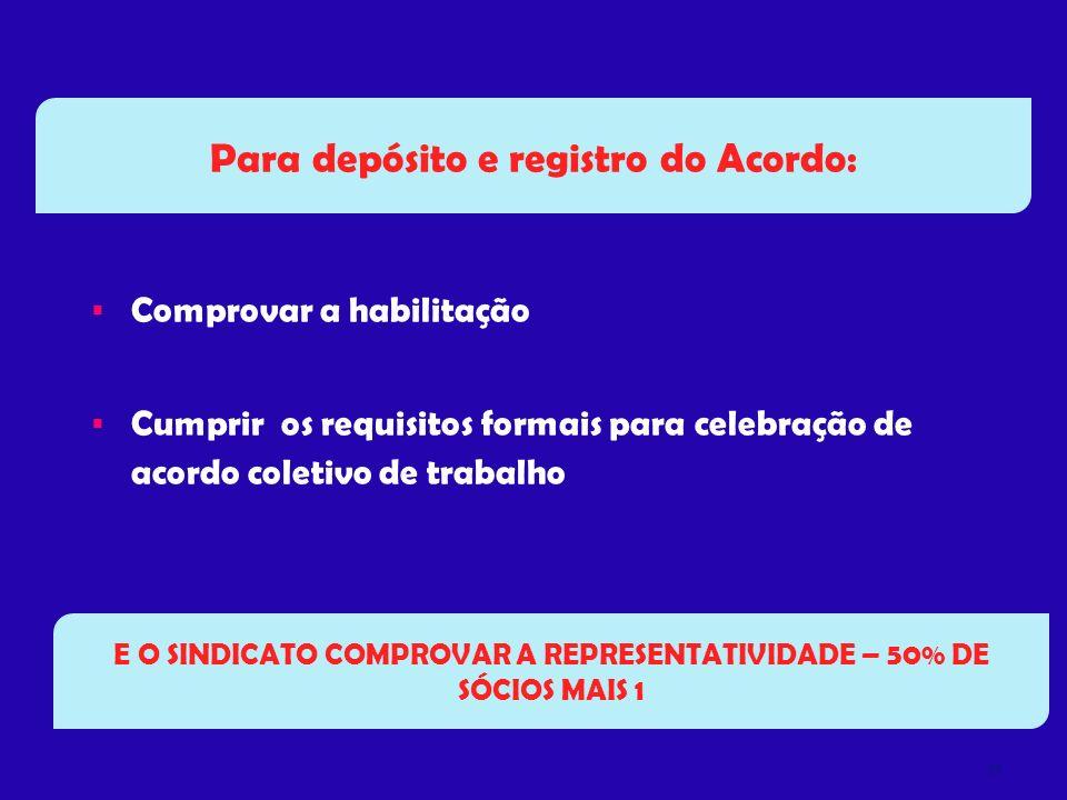 18 O Acordo deve ser aprovado por 60% dos trabalhadores abrangidos pela negociação por 60% dos trabalhadores abrangidos pela negociação Em escrutínio secreto E