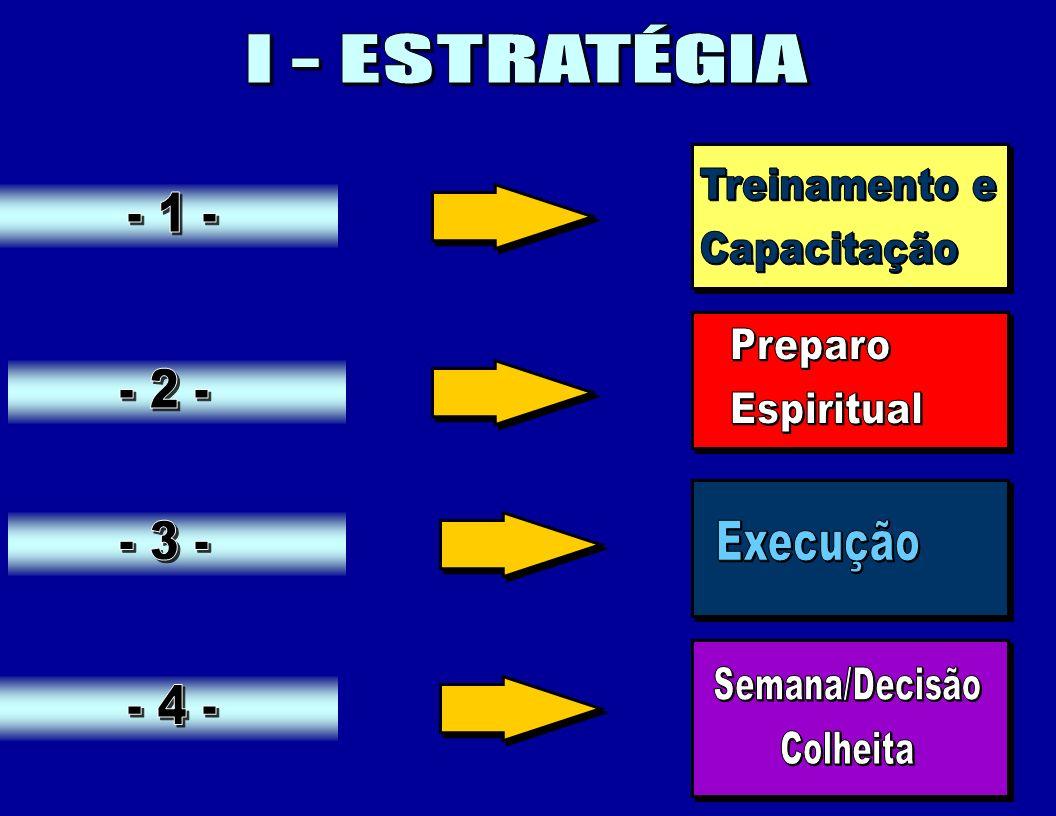 Utilizar a estrutura dos PG para o evangelismo. Utilizar a estrutura dos PG para o evangelismo. Desenvolver a visão evangelística da liderança e membr