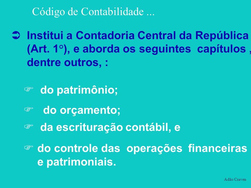 Adão Craven CONSTITUIÇÃO FEDERAL DE 1988 Fiscalização dos municípios (Art.