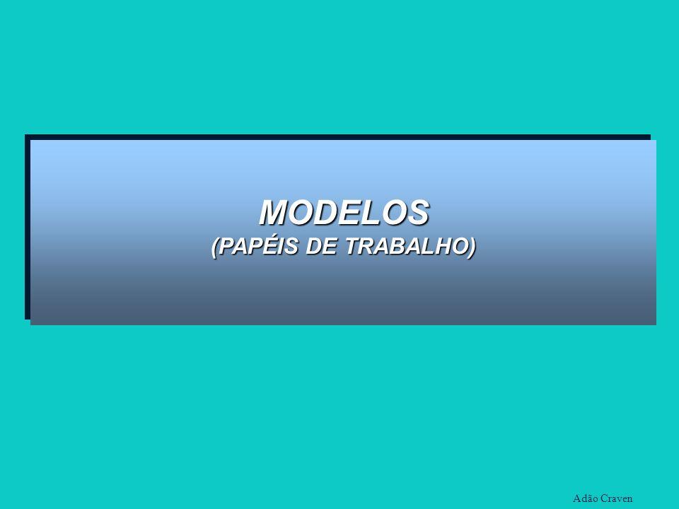 Adão Craven MODELOS (PAPÉIS DE TRABALHO) MODELOS