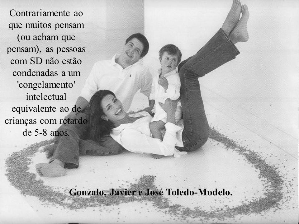 Javier, Quím, Álvaro, Ana e Tricicle-Cômicos. Sem engano, tais testes não constituen uma referência única, enquanto as capacidades destas pessoas, qua