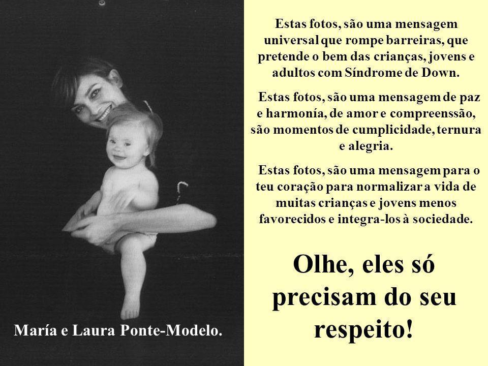 María e Laura Ponte-Modelo.