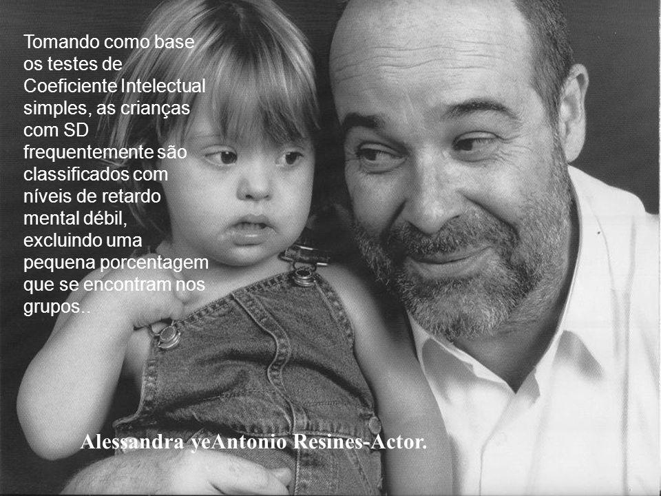 Alessandra yeAntonio Resines-Actor.