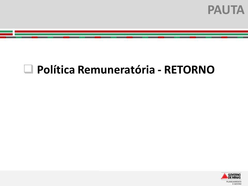 1. POLÍTICA REMUNERATÓRIA (RECAPITULANDO...)