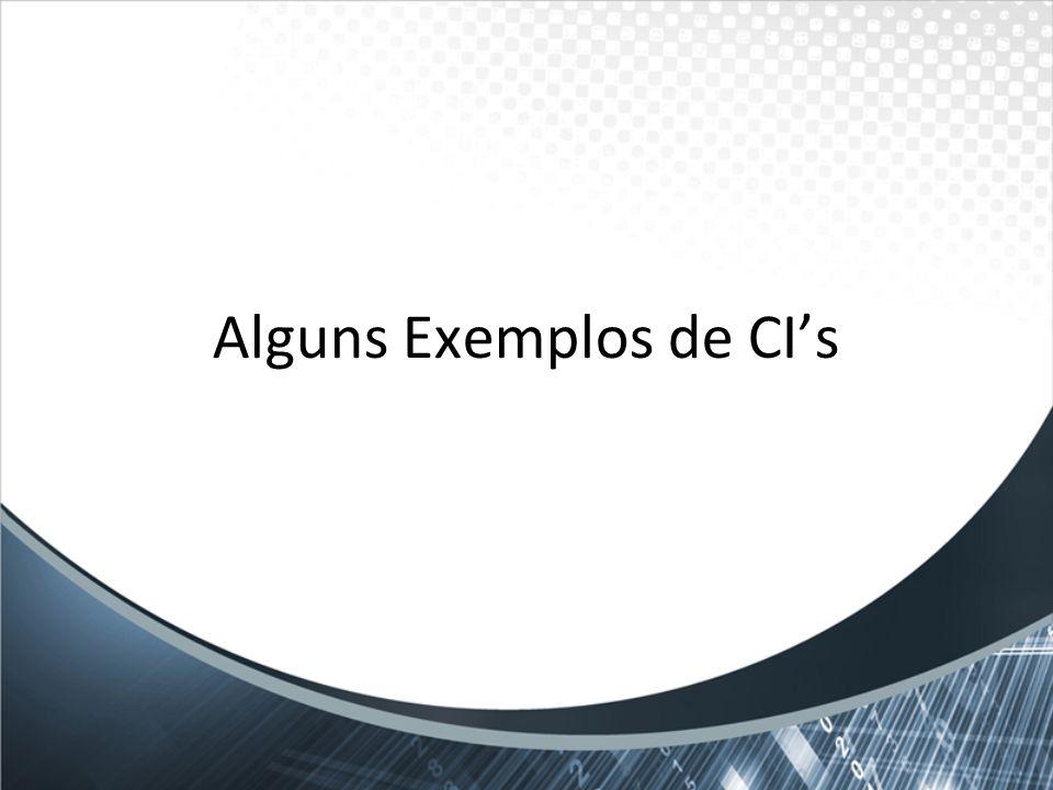 Alguns Exemplos de CIs