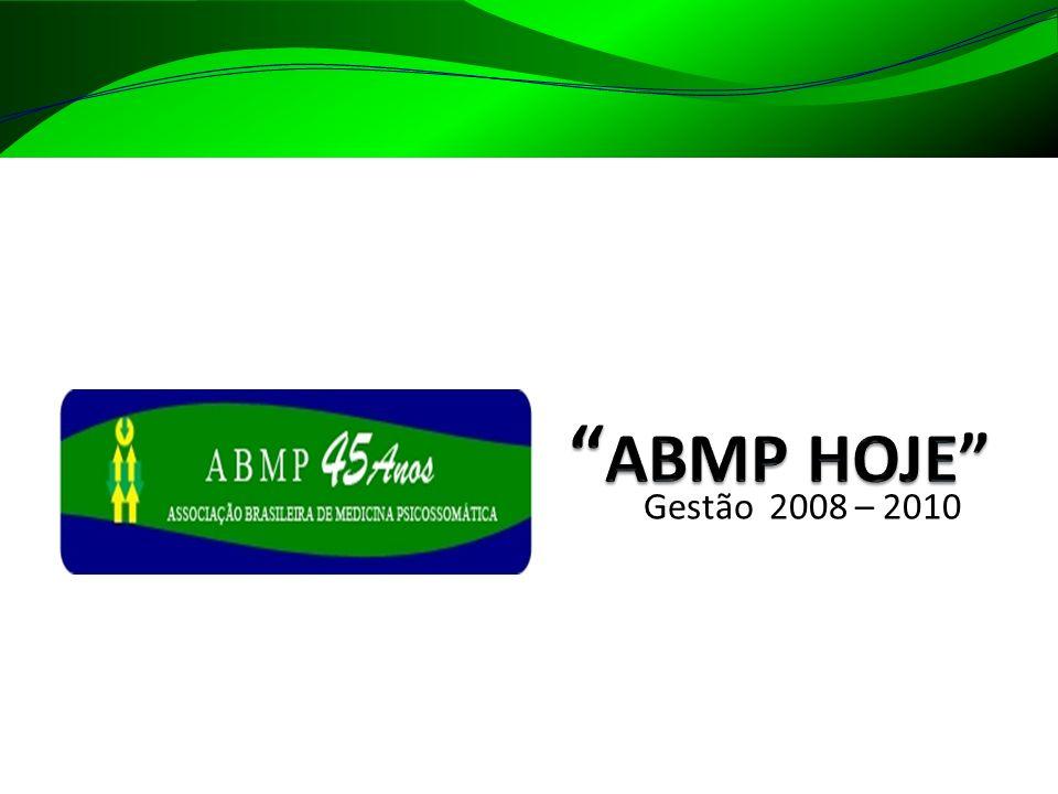A ABMP foi criada em 1965, com 147 membros, sendo o Prof.Dr.