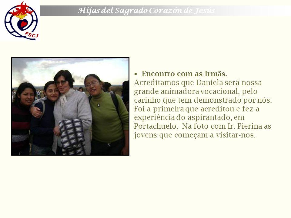 Hijas del Sagrado Corazón de Jesús Freis Paraguaios Guaranis.