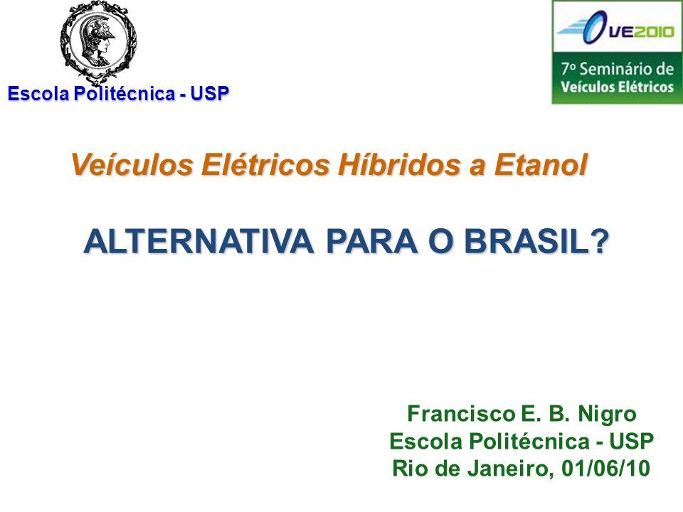 Automóveis - BRASIL Relação Vida Toda indica o benefício potencial para a sociedade.