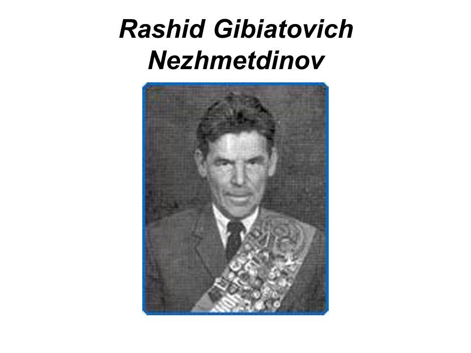 Rashid Gibiatovich Nezhmetdinov