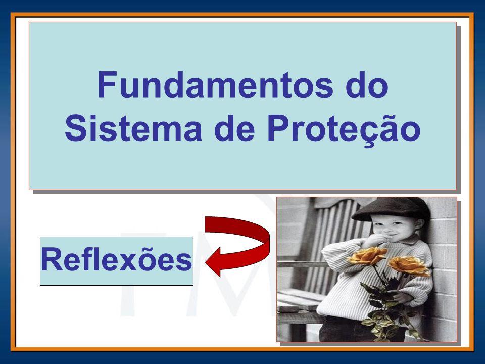 Fundamentos do Sistema de Proteção Reflexões