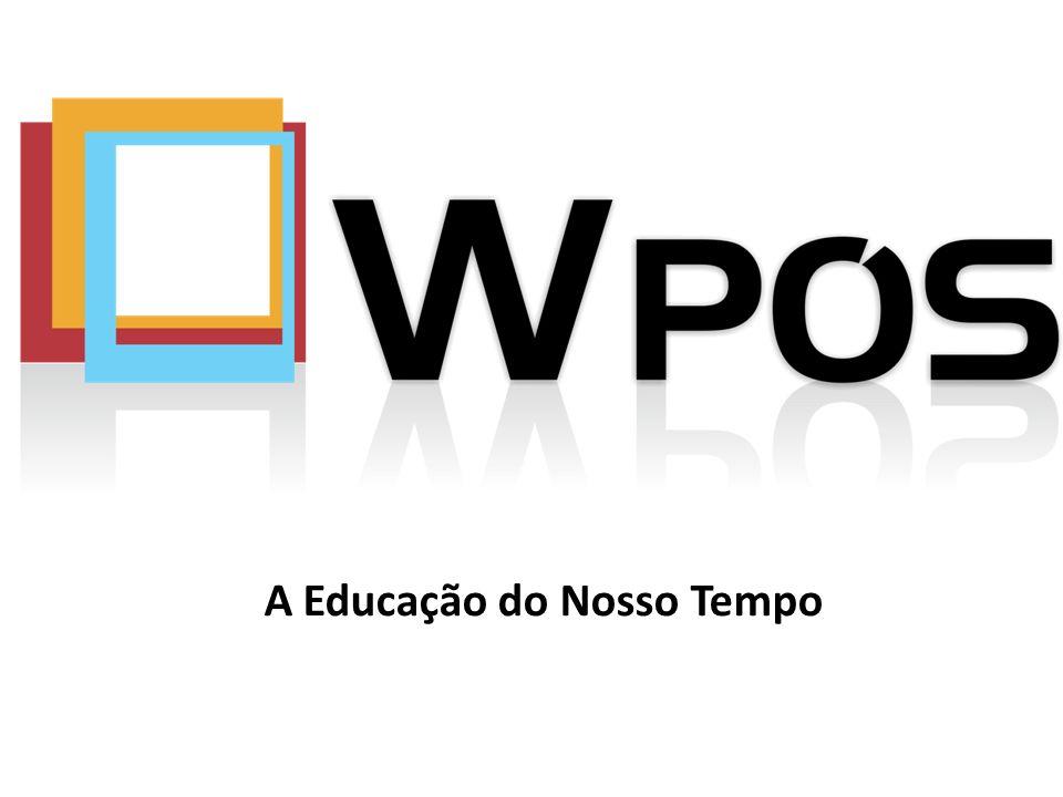 O WPós é uma iniciativa conjunta da Universidade Cândido Mendes e do Instituto A Vez do Mestre para a oferta de cursos de Pós-Graduação lato sensu a distância.