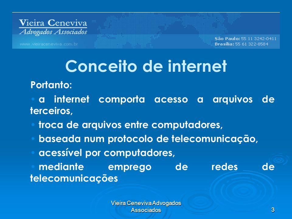 Vieira Ceneviva Advogados Associados14 VoIP COMO SERVIÇO DE COMUNICAÇÃO MULTIMÍDIA (SCM).