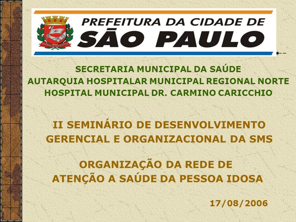 O ATENDIMENTO AOS CASOS DE VIOLÊNCIA A PESSOA IDOSA NO PRONTO SOCORRO DO HMCC SEÇÃO TÉCNICA DE SERVIÇO SOCIAL SANDRA C.