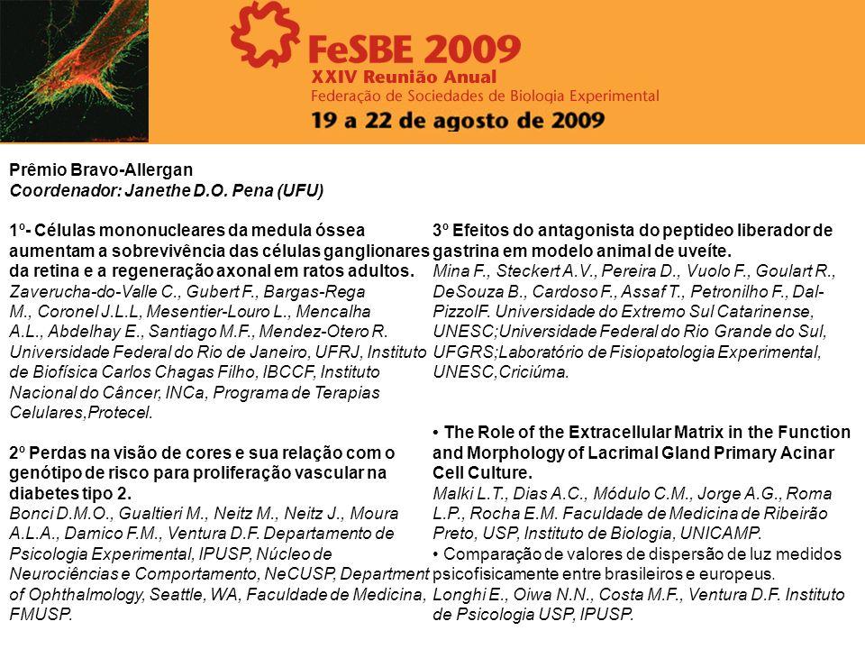 13-Biologia Renal 13.011 - PAPEL DAS CÉLULAS-TRONCO DERIVADAS DO TECIDO ADIPOSO NA INSUFICIÊNCIA RENAL AGUDA GRAVE Oliveira, Cd 1, S, P 1, Malheiros, Denise Maria Avancini Costa 2, Camara, Nos 2,1, Pacheco-silva, A 1 - 1 Depto de medicina - Universidade Federal de São Paulo, UNIFESP 2 Universidade de São Paulo, USP 13.004 - ALTERATIONS IN DETRUSOR SMOOTH MUSCLE REACTIVITY IN HYPERTENSIVE RATS Ramos Fiho, A.