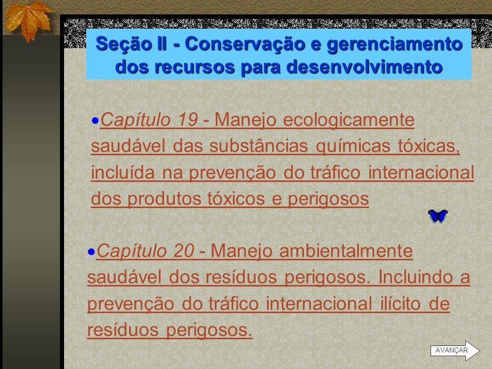 Capítulo 18 - Proteção da qualidade e do abastecimento dos recursos hídricos: aplicação de critérios integrados no desenvolvimento, manejo e uso dos r