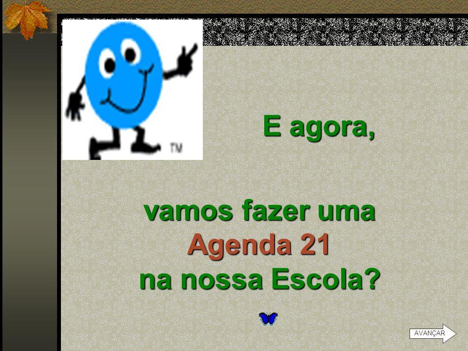 O que é AGENDA 21 AGENDA 21 GLOBAL AGENDA 21 no Brasil AGENDA 21 Local Temas para o século XXI Comunicação Fale conosco agenda21@crescentefertil.org.b