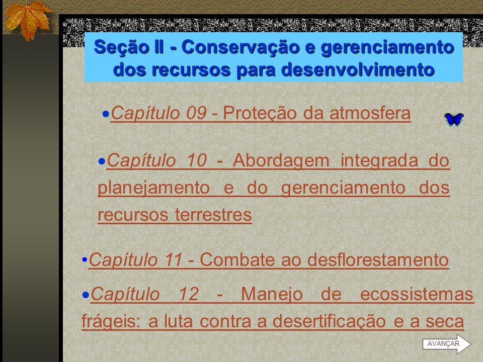 Capítulo 06 - Proteção e promoção das condições da saúde humana Capítulo 06 - Proteção e promoção das condições da saúde humana Capítulo 05 - Dinâmica