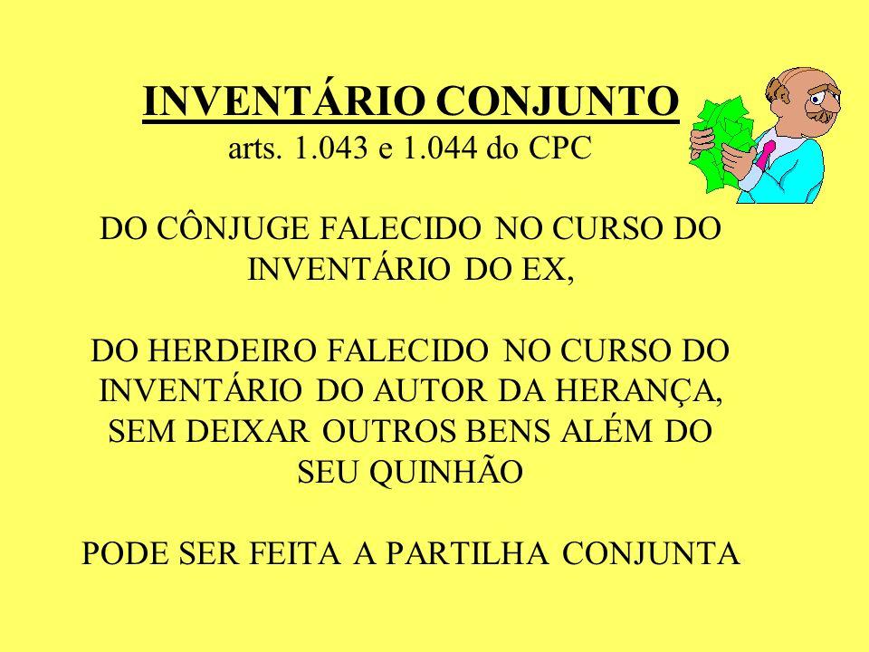 O COMPANHEIRO – art. 1.790 Concorre na herança sobre os bens havidos onerosamente durante a convivência: Quota igual à dos filhos em comum; 1/2 da quo