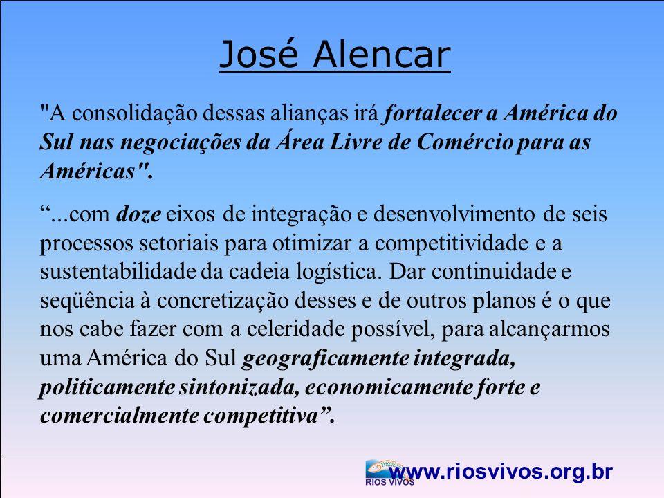 www.riosvivos.org.br José Alencar