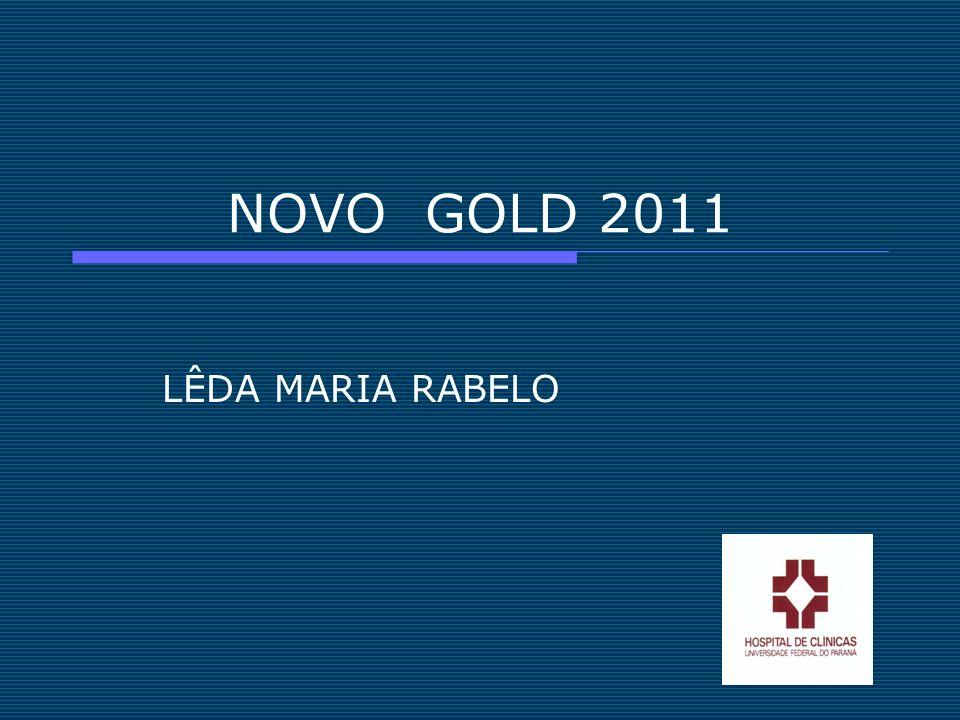 NOVO GOLD 2011 LÊDA MARIA RABELO