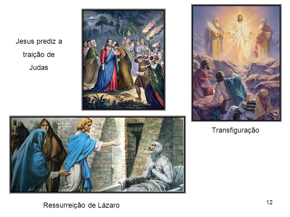 11 Jesus anda sobre as águas Transforma água em vinho
