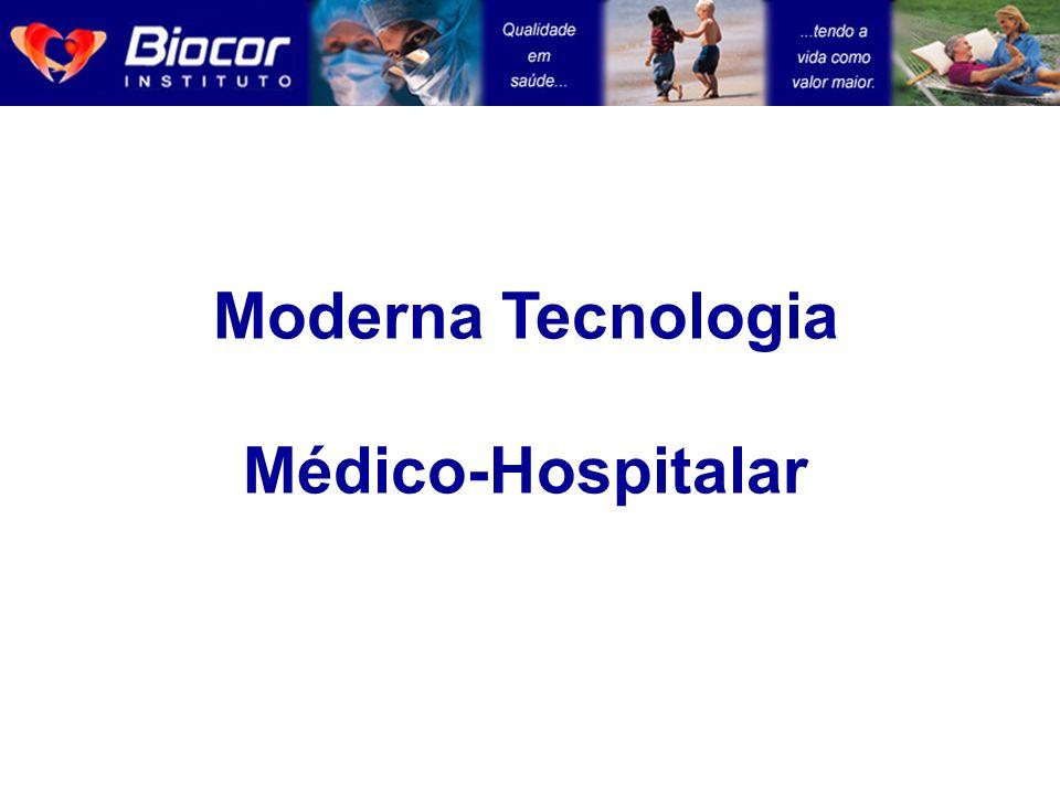 Moderna Tecnologia Médico-Hospitalar