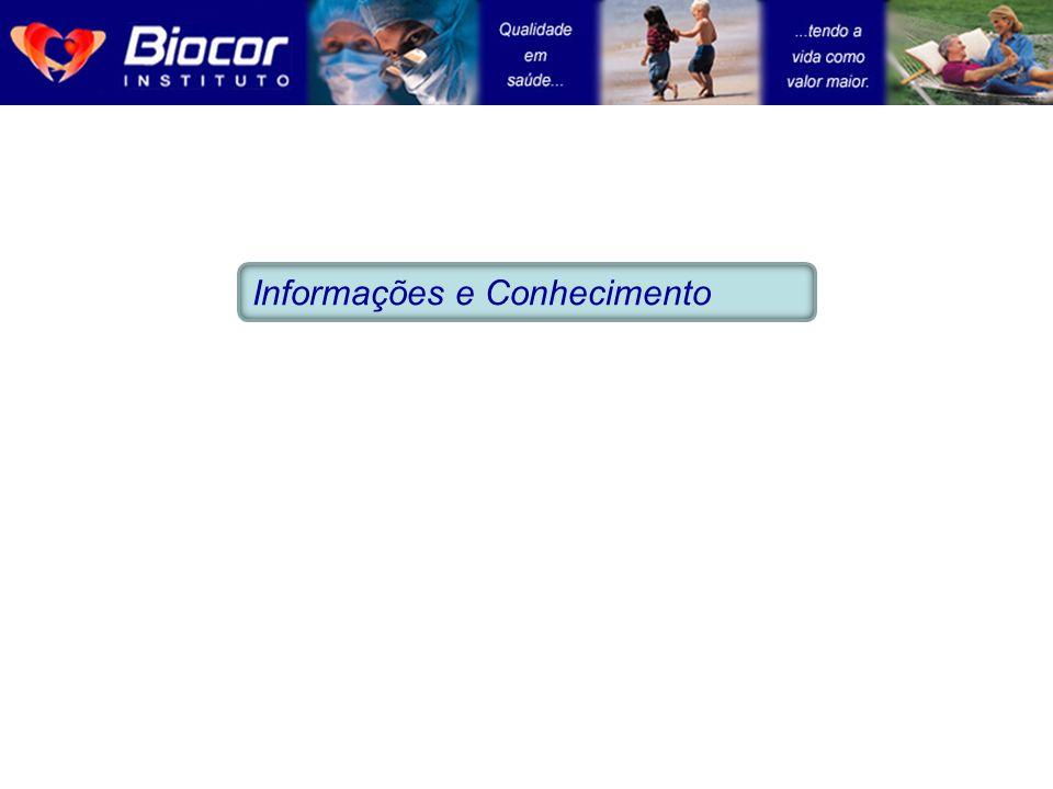 Informações e Conhecimento Inovações