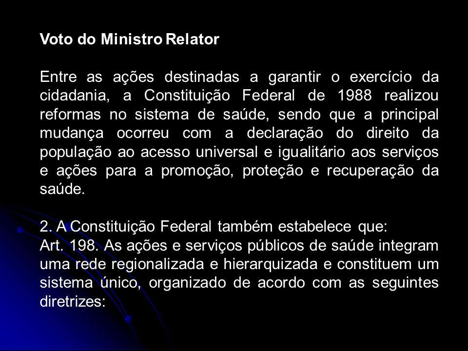 Faz-se necessária nova determinação à SES/RJ com o fulcro de que todos os Conselhos Municipais de Saúde do Estado do Rio de Janeiro tomem conhecimento das determinações e recomendações decorrentes da fiscalização sob enfoque.