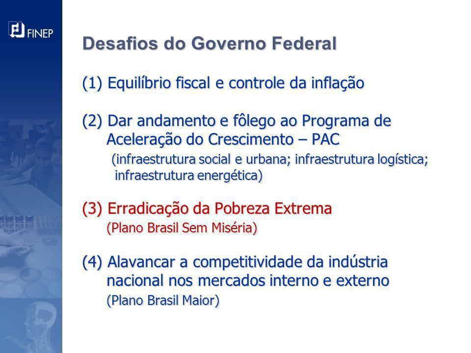 O desenvolvimento nacional só se dará em plenitude se contribuir decisivamente para garantir o bem estar dos brasileiros.