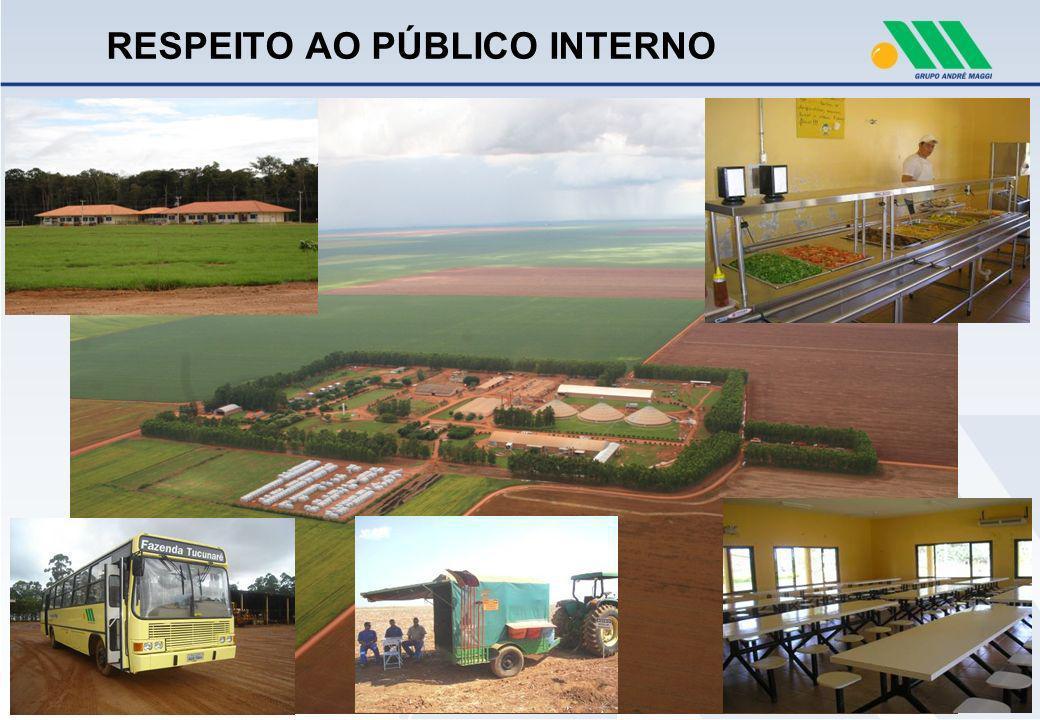 ISO 14.001 Fazenda Tucunaré - primeira fazenda produtora de soja certificada no Brasil.