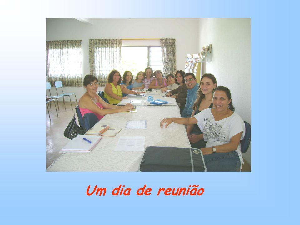 Um dia de reunião